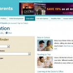 PBS Parents- Education Topic